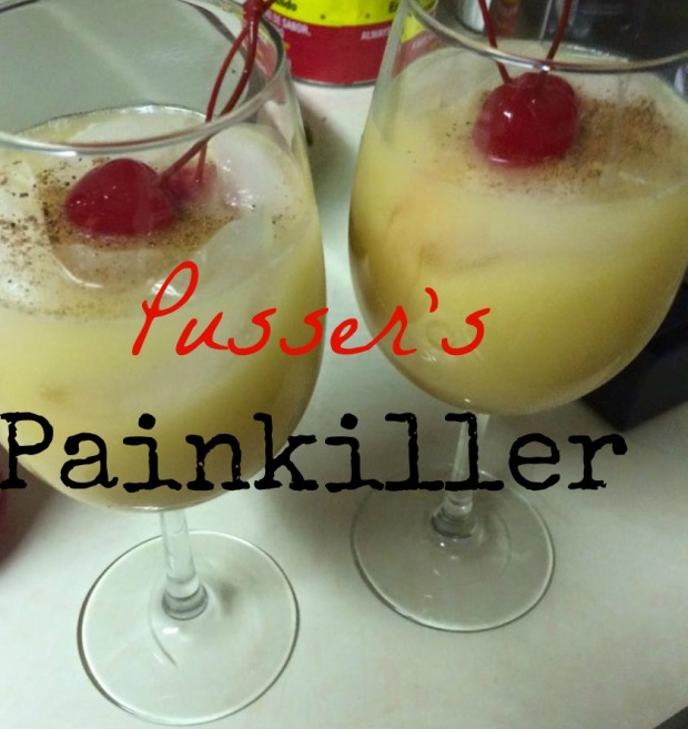 Pusser's Painkiller